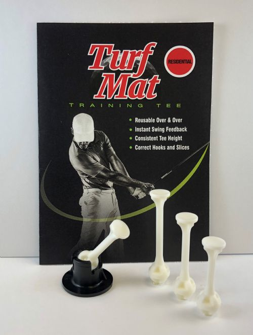 Deluxe Hitting Mat W/ Tees