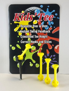 Kids Golf Tee Set